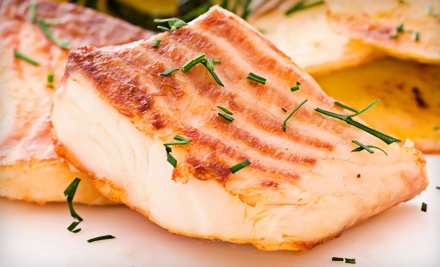 $25 Groupon to Captn Morgans Fish & Chop House for Dinner - Capt'n Morgan's Fish & Chop House in Bessemer