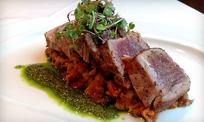 Pescatore - Midtown East: $20 for $40 Worth of Italian Cuisine and Drinks at Pescatore