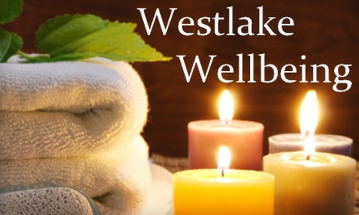 Westlake Wellbeing - West Lake Hills: $69 for an Aromatherapy Massage Package Plus a $20 Reward Card at Westlake Wellbeing