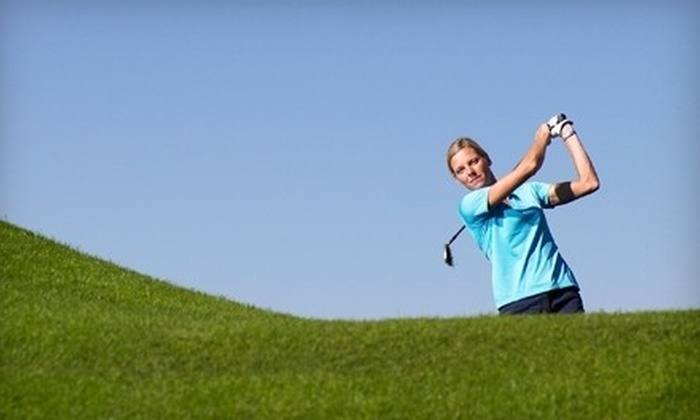 City of Denver Golf - Multiple Locations: $195 for a Golf Package with Up to 20 Rounds of Golf and Seven Group Clinics at City of Denver Golf (Up to $892 Value)