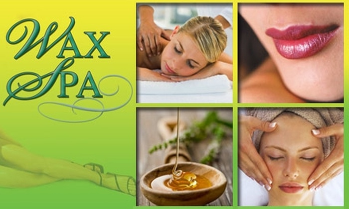 Wax Spa - North Miami: $35 Mini Facial and Mini Massage with Optional Upper-Lip Wax at Wax Spa (Up to $77 Value)