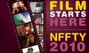 National Film Festival for Talented Youth - Multiple Locations: $10 All-Access Day Pass to the National Film Festival for Talented Youth ($20 Value)