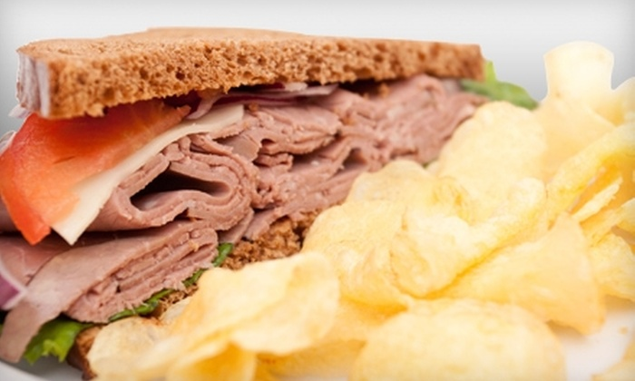 New York Fresh Deli - Meridian: $5 for $10 Worth of Sandwiches, Drinks, and More at New York Fresh Deli in Meridian