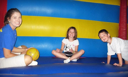 4 Drop-In Jump Sessions (a $24 value) - Pump It Up in Greenville