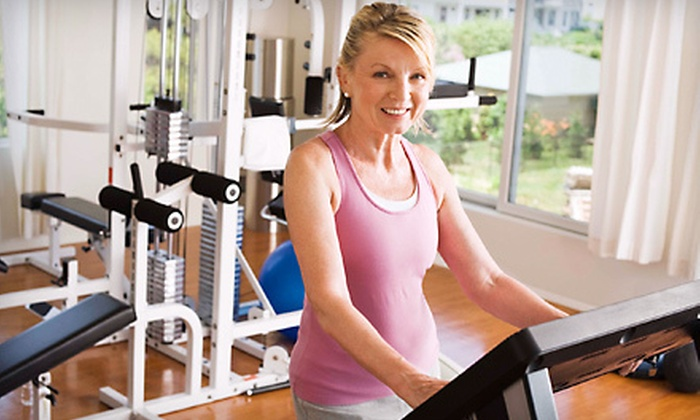 Fitness Experts - Multiple Locations: Home-Gym Equipment at Fitness Experts (Up to 76% Off). Two Options Available.