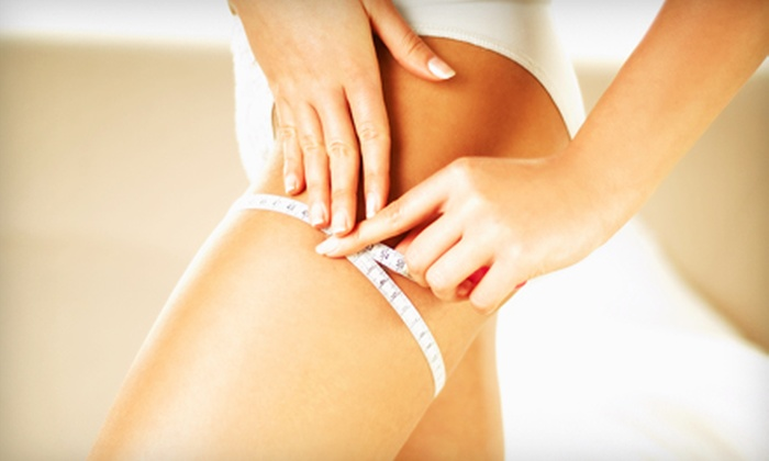 Laser Plus Spa - Multiple Locations: $149 for Six VelaShape Body-Contouring and Cellulite-Reduction Treatments at Laser Plus Spa (Up to $1,494 Value)