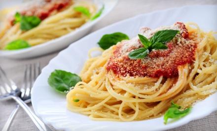 $40 Groupon to Italian Cafe - Italian Cafe in Falls Church