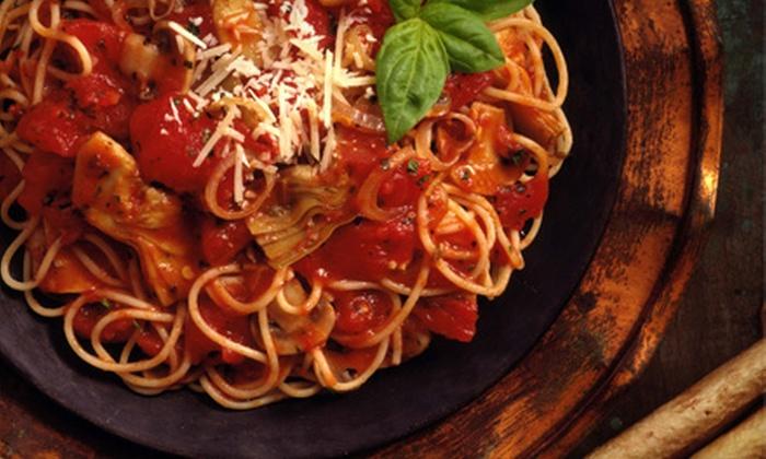 Società Dante Alighieri - Multiple Locations: Italian Cooking Class or Wine-Tasting Class at Società Dante Alighieri in Coral Gables