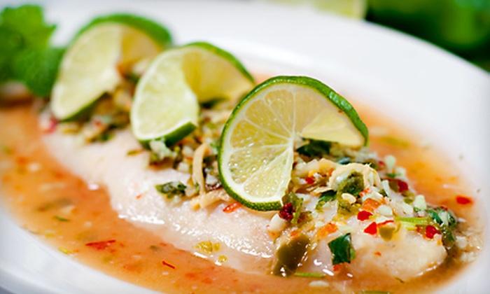 Thai Topaz - Northwest Side: $8 for $16 Worth of Thai Cuisine During Dinner at Thai Topaz