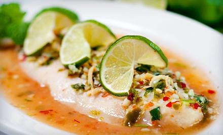$16 Groupon Towards Dinner to Thai Topaz - Thai Topaz in San Antonio