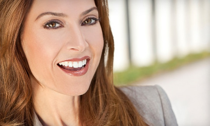 Prosmile - San Juan Hill,Upper West Side,Lincoln Square: Dental-Exam Package or Dental-Exam Package with Take-Home Whitening Trays at Prosmile (Up to 88% Off)