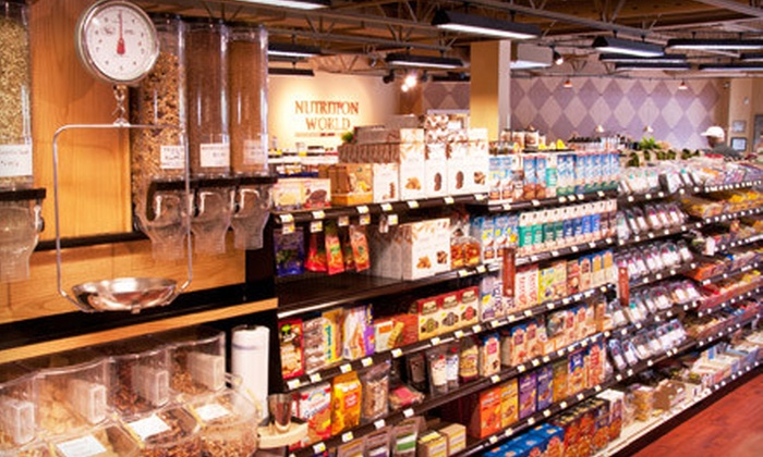 Nutrition World - Collegedale: $10 for $20 Worth of Natural Groceries at Nutrition World
