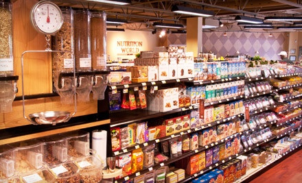 $20 Groupon to Nutrition World - Nutrition World in Chattanooga