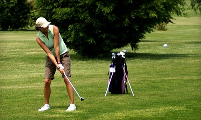 Dover Par 3 & Driving Range - Dover: $10 for One Day of Green Time, Driving Range, and Batting Cage Use at Dover Par 3 & Driving Range ($38 Value)