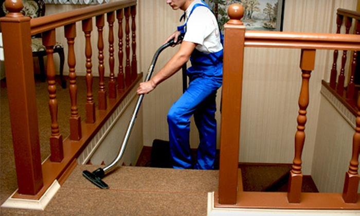 Delisle Extreme Steam - Jupiter: $49 for a Three-Room Carpet Cleaning from Delisle Extreme Steam ($120 Value)