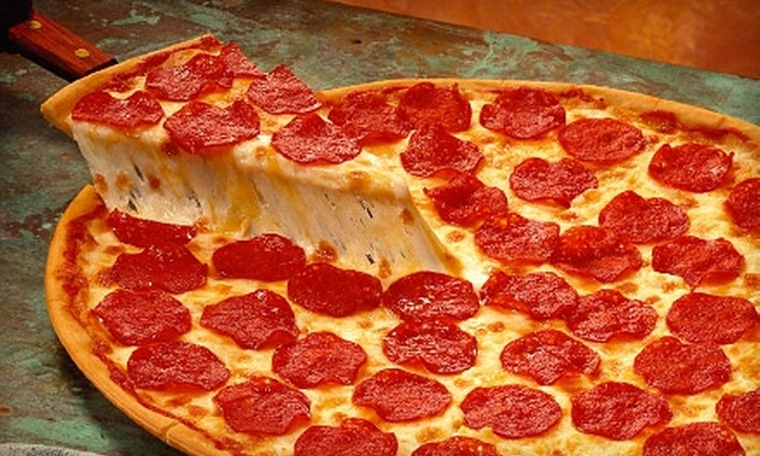 Tony's Original Pizzalicious - West Columbia: $10 for $20 Worth of Pizzeria Fare at Tony's Original Pizzalicious in Cayce