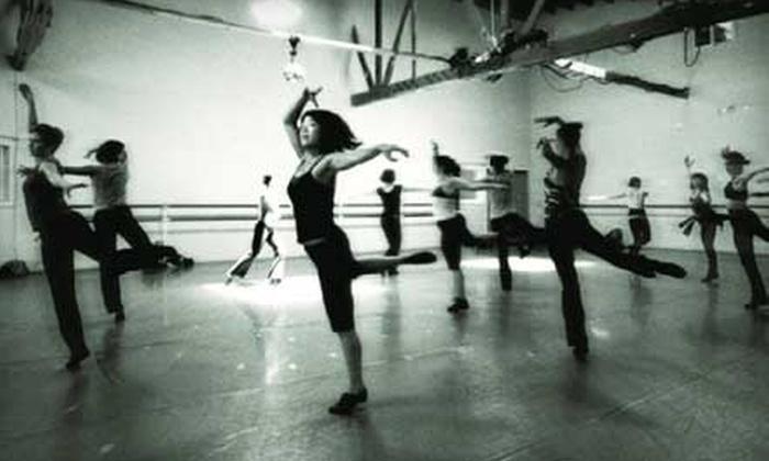 City Dance Studios - SoMa: $22 for Four Dance Classes at City Dance Studios ($44 Value)