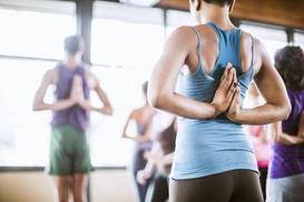 BRV YOGA: 10 Yoga Classes at BRV YOGA (72% Off)