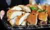 Bistro Byronz - Shreveport: Catered Sandwich Platter with Chips, Pasta Pan with Salad, or 10 Boxed Lunches at Bistro Byronz (Up to 54% Off)