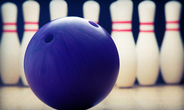 Magnolia Lanes - Griffin: Bowling Packages for Up to 6 or 12 at Magnolia Lanes (Up to 64% Off)