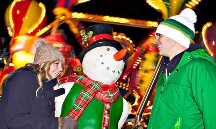 Christmas In The City Holiday Festival with Santa at Redmoon on Wednesday, December 17 (Up to 50% Off)