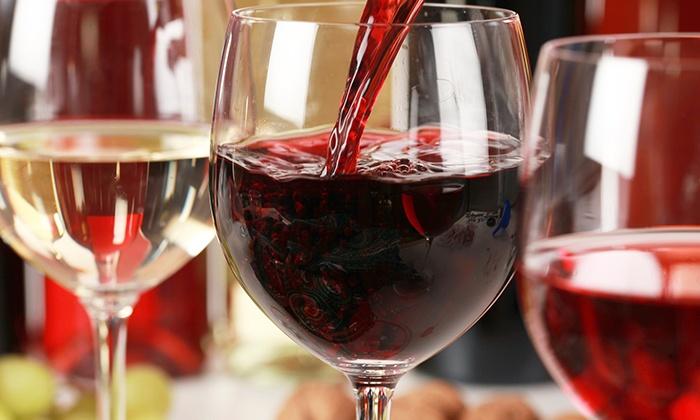James Arthur Vineyards - Oak: $11 for a Wine Tasting for Two at James Arthur Vineyard ($21 Value)