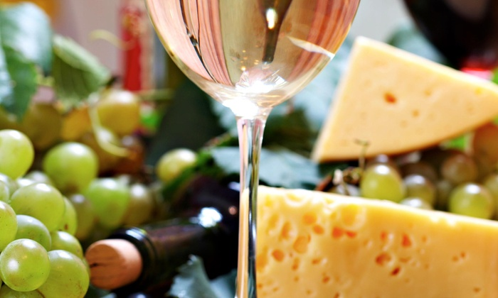 Crush Kitchen & Winehouse and Slate Wine Bar + Bistro - Multiple Locations: Themed Wine and Cheese Tastings for Two or Four at Crush and Slate (Up to 59% Off). 22 Options Available.