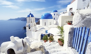 ✈ 11-Day Vacation in Greece with Air from Gate 1 Travel at Greece Vacation with Hotel and Air from Gate 1 Travel, plus 6.0% Cash Back from Ebates.