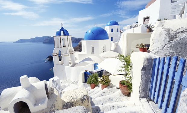 TripAlertz wants you to check out ✈ 11-Day Athens and Greek Islands Vacation with Air from Keytours Vacations. Price per Person Based on Double Occupancy. ✈ 11-Day Greece Vacation with Airfare - Athens & Greek Isles Vacation