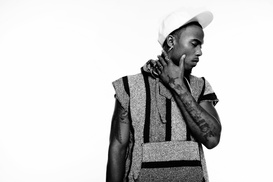 B.o.B.: B.o.B. on May 25 at 8 p.m.