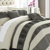 Mathis 6-Piece Pleated and Ruffled Comforter Set