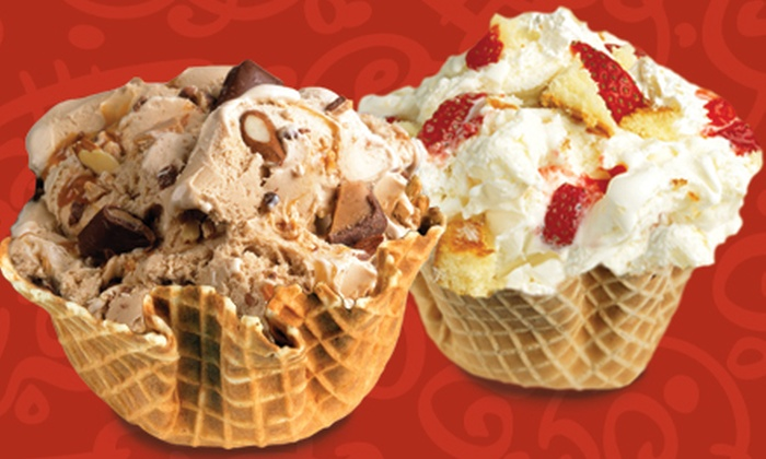 Cold Stone Creamery - Evanston: $10 for Two Groupons, Each Good for $10 Worth of Ice Cream at Cold Stone Creamery Evanston ($20 Total Value)