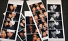 Chariot photo booths: Three- or Four-Hour Photo-Booth Rental with Attendant, DVD, and Reprints from Chariot Photo Booths (Up to 56% Off)