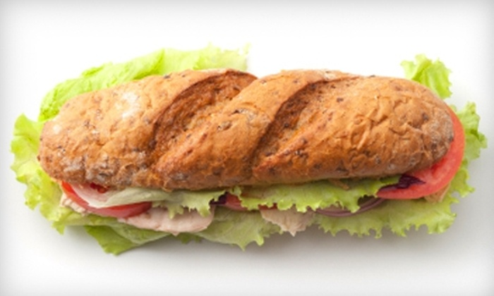 Lola's Italian Groceria - Boston: $5 for $10 Worth of Italian Subs and Sandwiches at Lola's Italian Groceria in Natick