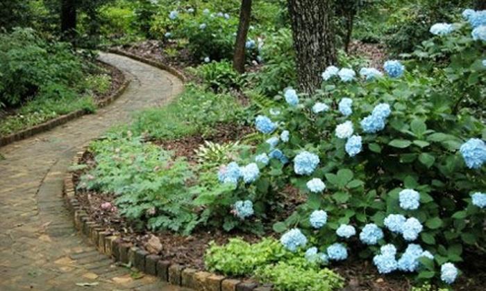 Birmingham Botanical Gardens - Birmingham: Membership to the Birmingham Botanical Gardens. Three Options Available.