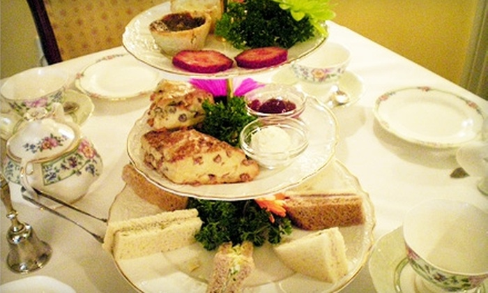 Lisa's Tea Treasures - Menlo Park: $11 for $22 Worth of High Tea Fare at Lisa's Tea Treasures in Menlo Park