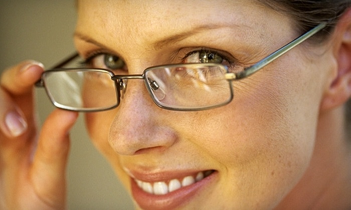 Levine Eye Care Center - Livonia: $49 for $200 Toward an Eye Exam and Merchandise at Levine Eye Care Center in Livonia