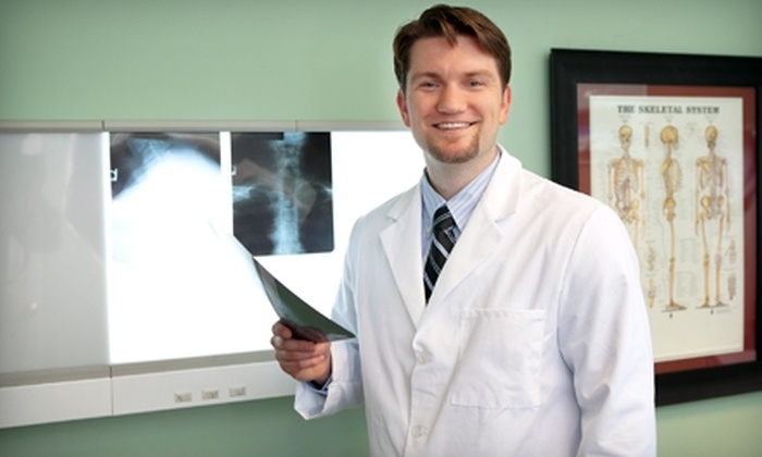 Westlake Chiropractic Clinic  - Lake Oswego: $49 for an Initial Exam, Adjustment, Massage, X-rays, and Additional Therapy at Westlake Chiropractic in Lake Oswego (Up to $352 Value)