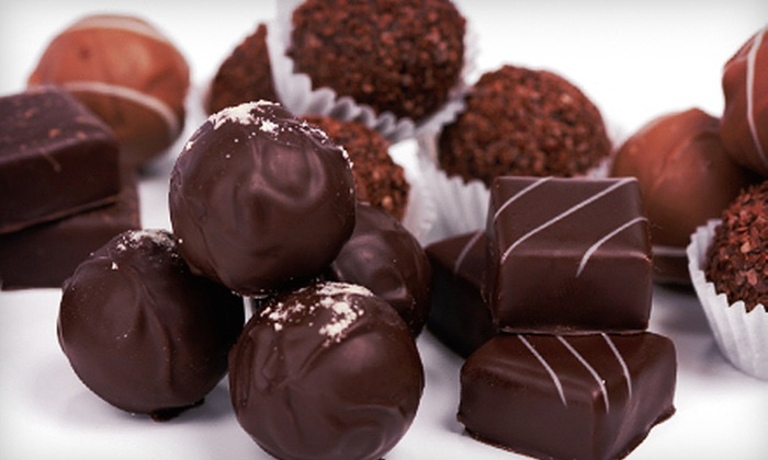 The Transformation Studio - The Market At First Colony: Chocolate-Making Class for 2, 4, 6, or Party for Up to 15 at The Transformation Studio in Sugar Land (Up to 51% Off)