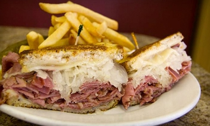 Yorkshire Grill - Downtown Los Angeles: $8 for $16 Worth of Diner Fare at Yorkshire Grill