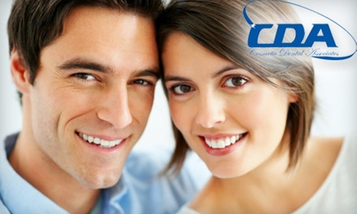 Cosmetic Dental Associates - Oakland Estates: $139 for a Teeth Whitening Consultation and Oral Exam, a One-Hour Teeth Whitening Treatment, and X-Rays at Cosmetic Dental Associates