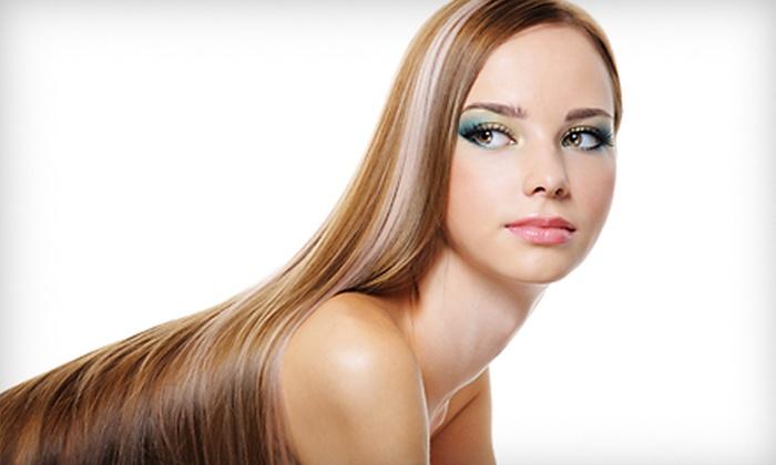 Erika Taylor Urban Spa - Downtown Columbus: Hair Services at Erika Taylor Urban Spa