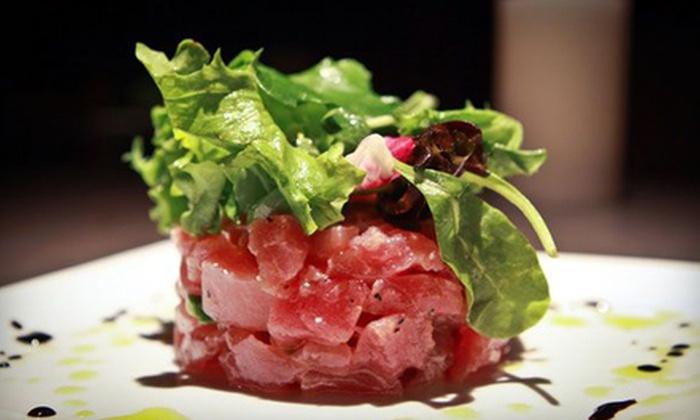 Sababa Restaurant and Lounge - Marina Pacifica: $15 for $30 Worth of Mediterranean Fusion Fare at Sababa Restaurant and Lounge in Long Beach