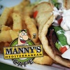 53% Greek Fare at Manny's