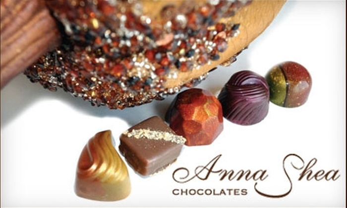 Anna Shea Chocolates & Lounge - South Barrington: $10 for $20 Worth of Sweet Treats at Anna Shea Chocolates & Lounge in South Barrington