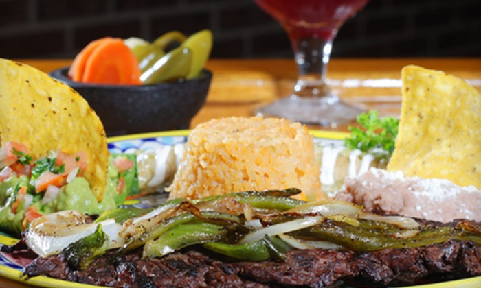 Alejandra's Mexican Cuisine & Cantina - Northlake: $25 for Meal and Sangria for Two at Alejandra's Mexican Cuisine & Cantina in Northlake (Up to $55.90 Value)