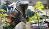 American Paintball Park - Livermore-Pleasanton: $37 for Park Entry, Equipment, Air, and 500 Rounds at American Paintball Park in Livermore ($75 Value)