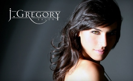 J.Gregory Salon: Haircut, Color, and Style - J.Gregory Salon in Colorado Springs