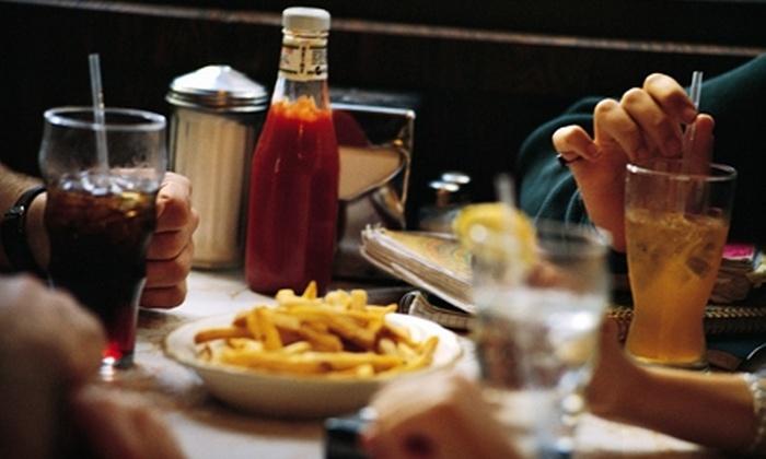 T-Bird Lounge & Restaurant - Multiple Locations: $7 for $15 Worth of Diner Fare at T-Bird Lounge & Restaurant