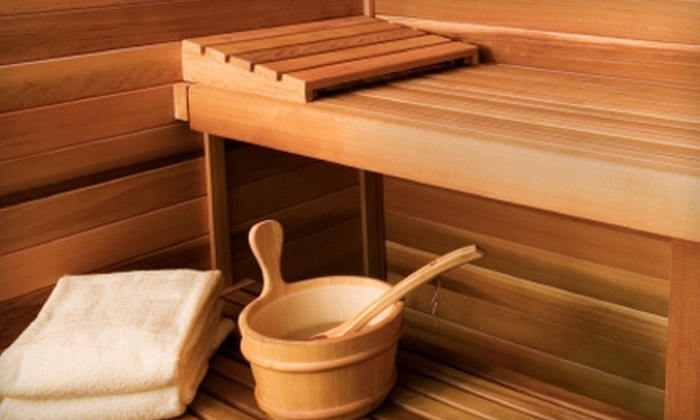 L.A. Tans & Aesthetic Center - Miami: $35 for One Infrared Sauna Detox Treatment at L.A. Tans & Aesthetic Center ($70 Value)